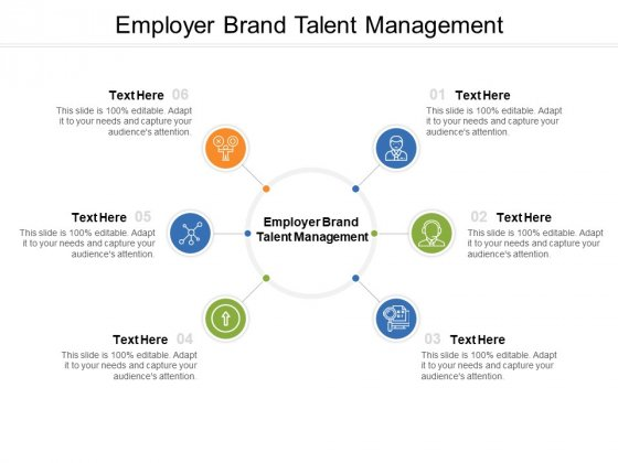 Employer Brand Talent Management Ppt PowerPoint Presentation File Example Cpb