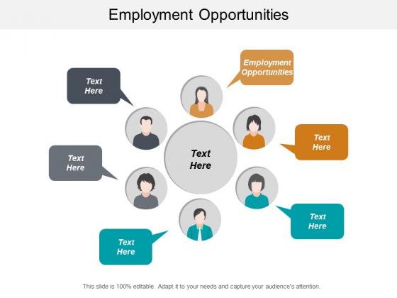 Employment Opportunities Ppt PowerPoint Presentation Portfolio Slideshow Cpb