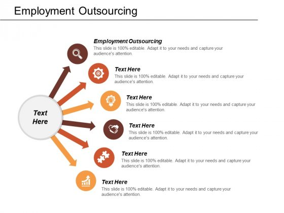 Employment Outsourcing Ppt PowerPoint Presentation Inspiration Structure Cpb