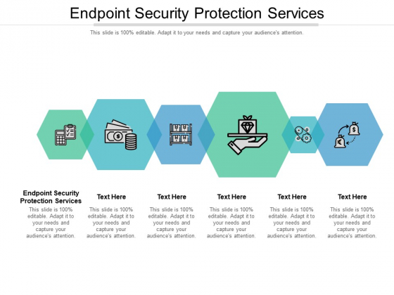 Endpoint Security Protection Services Ppt PowerPoint Presentation Professional Backgrounds Cpb Pdf