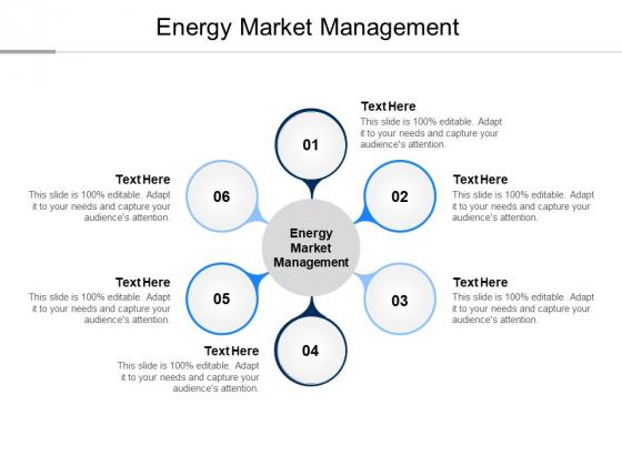 Energy Market Management Ppt PowerPoint Presentation Inspiration Styles Cpb