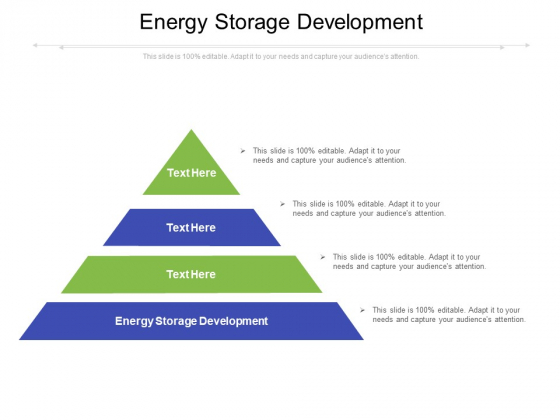 Energy Storage Development Ppt PowerPoint Presentation Pictures Clipart Cpb Pdf