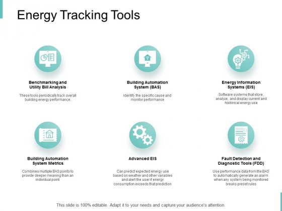 Energy Tracking Tools Ppt PowerPoint Presentation Professional Show
