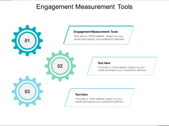 Engagement Measurement Tools Ppt PowerPoint Presentation Layouts Format Cpb