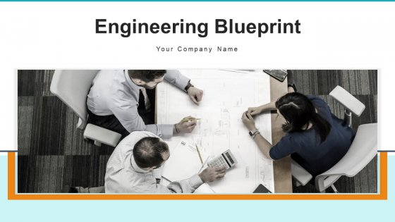 Engineering Blueprint Design Technical Ppt PowerPoint Presentation Complete Deck With Slides
