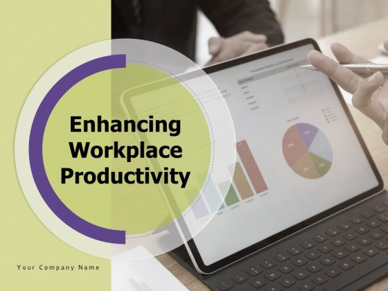 Enhancing Workplace Productivity Resources Business Ppt PowerPoint Presentation Complete Deck