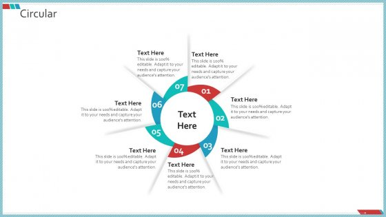 Enterprise Action Plan For Growth Circular Professional PDF