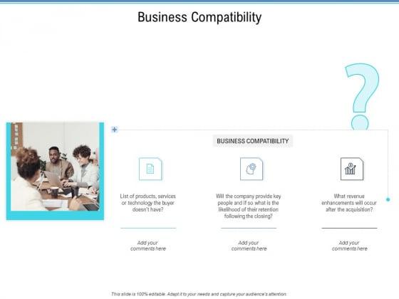 Enterprise Analysis Business Compatibility Ppt Infographics Slideshow PDF