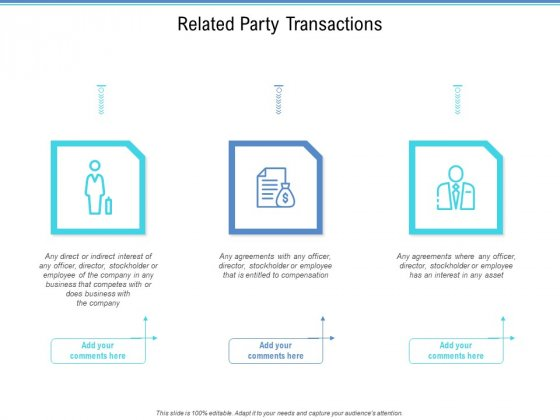 Enterprise Analysis Related Party Transactions Sample PDF