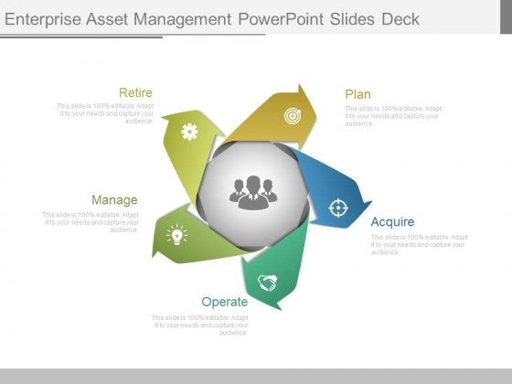 Enterprise Asset Management Powerpoint Slides Deck