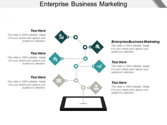 Enterprise Business Marketing Ppt PowerPoint Presentation Summary Picture