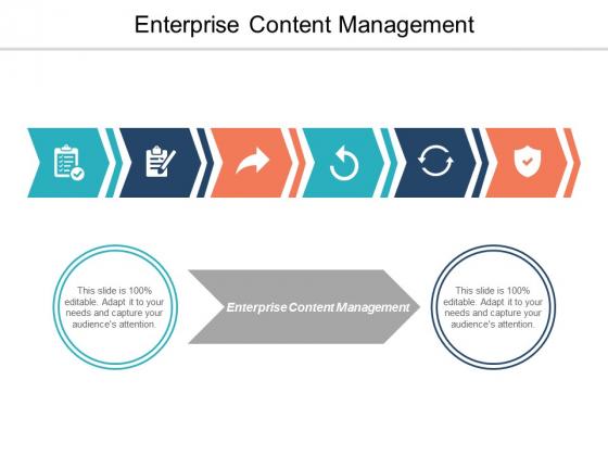 Enterprise Content Management Ppt PowerPoint Presentation Styles Cpb