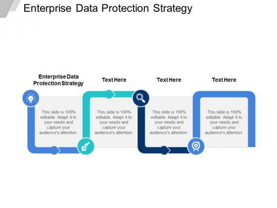 Enterprise Data Protection Strategy Ppt PowerPoint Presentation Show Tips Cpb