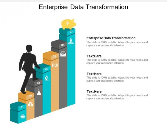 Enterprise Data Transformation Ppt PowerPoint Presentation Outline Example File Cpb