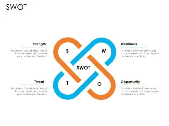 Enterprise Governance Swot Clipart PDF
