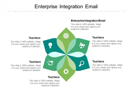 Enterprise Integration Email Ppt PowerPoint Presentation File Inspiration Cpb Pdf