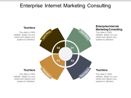 Enterprise Internet Marketing Consulting Ppt PowerPoint Presentation Outline Example Introduction Cpb
