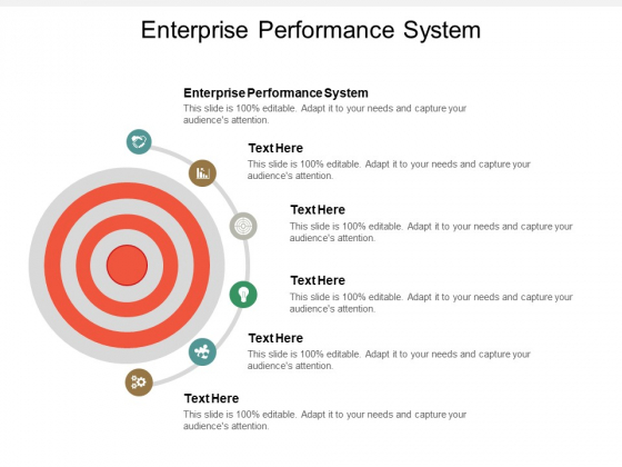 Enterprise Performance System Ppt PowerPoint Presentation Styles Smartart Cpb