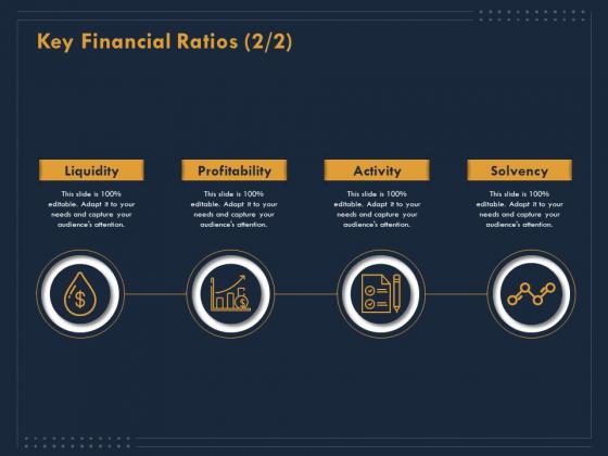 Enterprise Review Key Financial Ratios Solvency Ppt Inspiration Influencers PDF