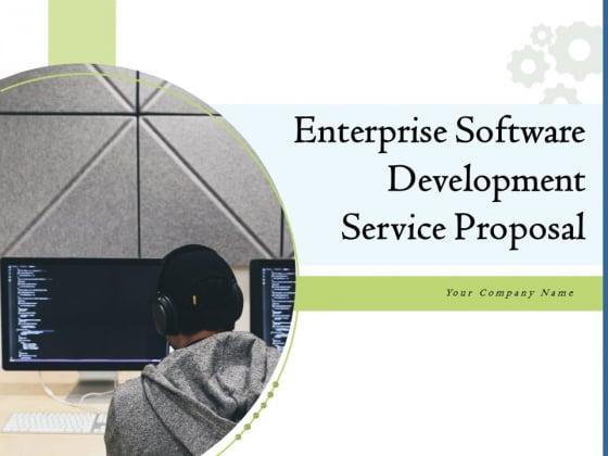 Enterprise_Software_Development_Service_Proposal_Ppt_PowerPoint_Presentation_Complete_Deck_With_Slides_Slide_1