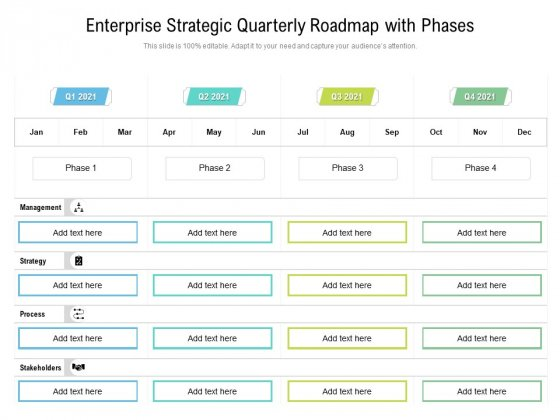 Enterprise_Strategic_Quarterly_Roadmap_With_Phases_Ideas_Slide_1