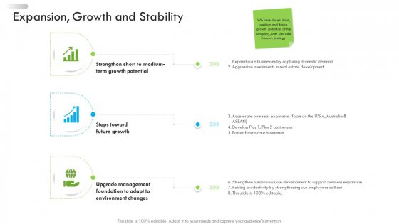 Enterprise Tactical Planning Expansion Growth And Stability Ppt Styles Rules PDF
