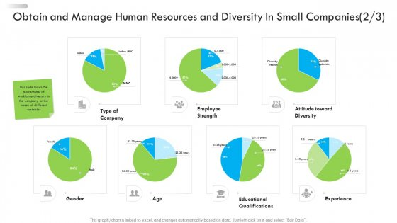 Enterprise Tactical Planning Obtain And Manage Human Resources And Diversity In Small Companies Diversity Themes PDF
