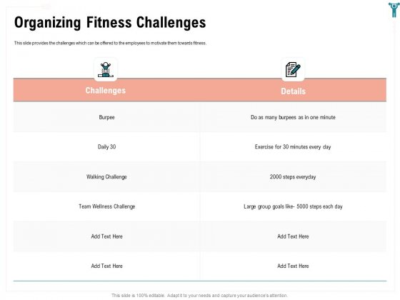 Enterprise_Wellbeing_Organizing_Fitness_Challenges_Infographics_PDF_Slide_1