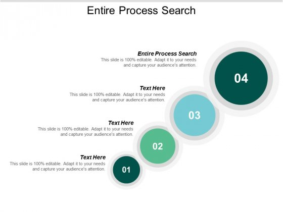 Entire Process Search Ppt PowerPoint Presentation Pictures Design Inspiration Cpb