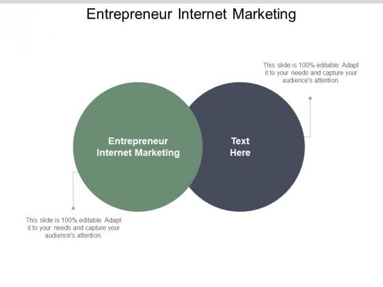 Entrepreneur Internet Marketing Ppt PowerPoint Presentation Layouts Smartart Cpb