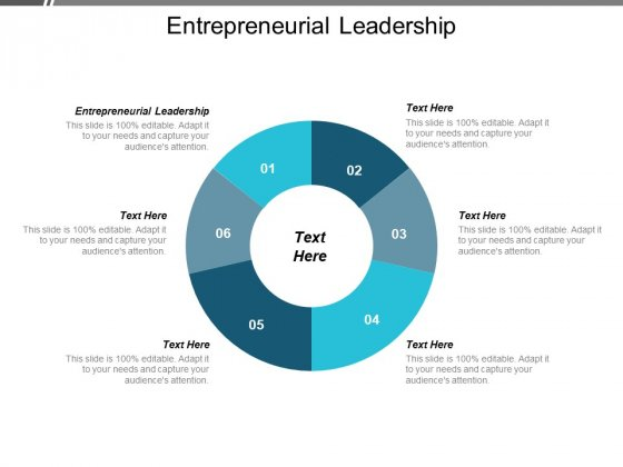 Entrepreneurial Leadership Ppt PowerPoint Presentation Outline Slide Cpb