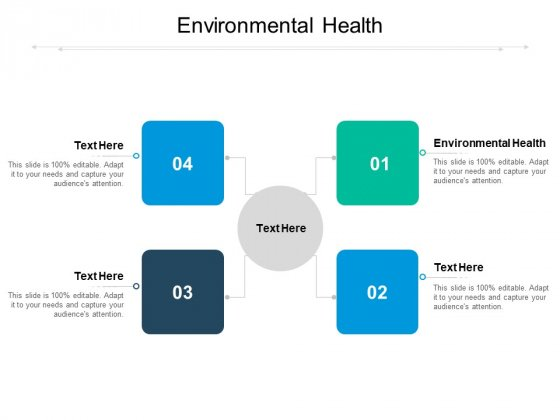 Environmental Health Ppt PowerPoint Presentation Infographics Examples Cpb Pdf