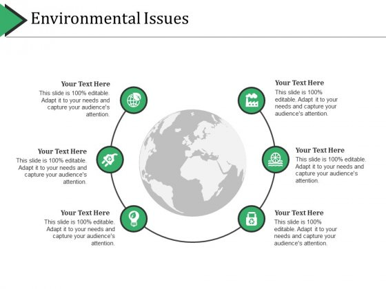 Environmental Issues Ppt PowerPoint Presentation Ideas Clipart
