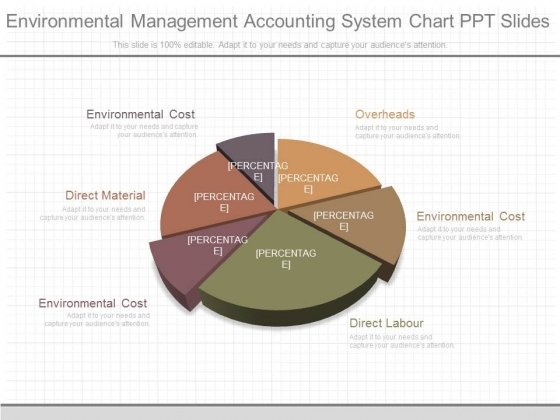 Environmental Management Accounting System Chart Ppt Slides