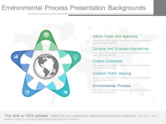 Environmental Process Presentation Backgrounds