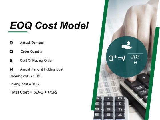 Eoq Cost Model Ppt PowerPoint Presentation Inspiration Picture
