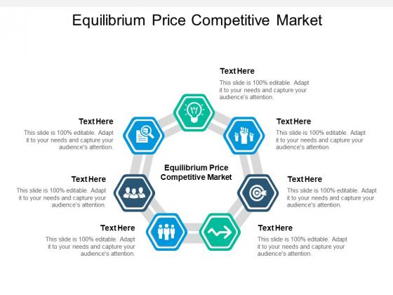 Equilibrium Price Competitive Market Ppt PowerPoint Presentation Portfolio Graphic Tips