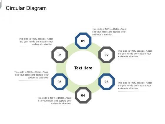 Equity Crowdfunding Pitch Deck Circular Diagram Ppt Portfolio Graphics Template PDF