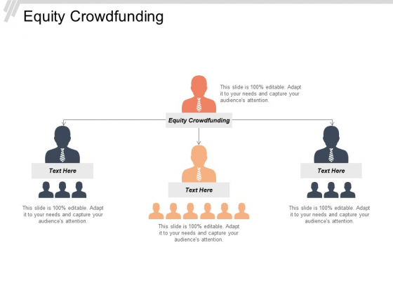 Equity Crowdfunding Ppt PowerPoint Presentation Inspiration Visuals Cpb