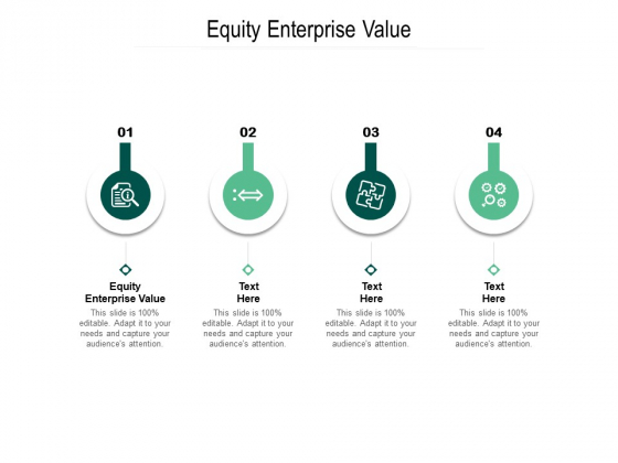 Equity Enterprise Value Ppt PowerPoint Presentation Show Picture Cpb Pdf