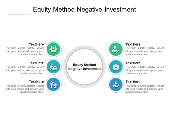 Equity Method Negative Investment Ppt PowerPoint Presentation Outline Ideas Cpb Pdf
