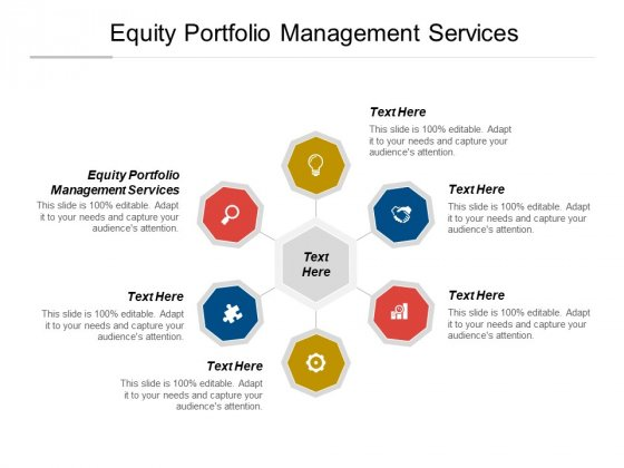Equity Portfolio Management Services Ppt PowerPoint Presentation Outline Display Cpb Pdf
