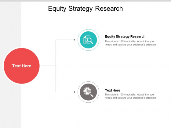 Equity Strategy Research Ppt PowerPoint Presentation Inspiration Guide Cpb