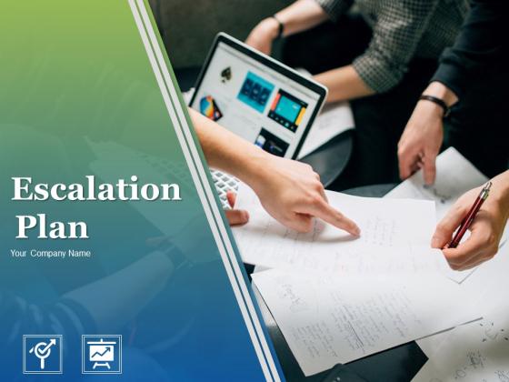 Escalation Plan Ppt PowerPoint Presentation Complete Deck With Slides