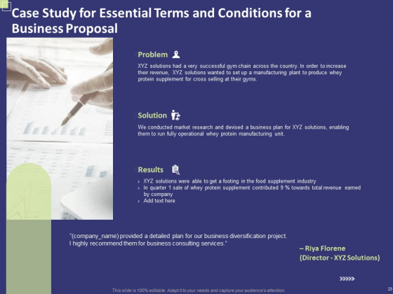 Essential_Terms_And_Conditions_For_A_Business_Proposal_Ppt_PowerPoint_Presentation_Complete_Deck_With_Slides_Slide_23