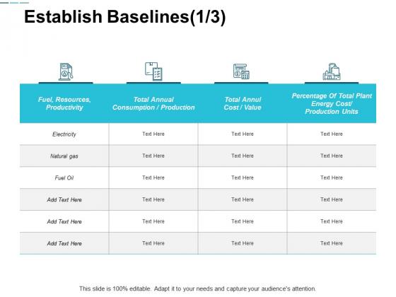 Establish_Baselines_Management_Ppt_PowerPoint_Presentation_Icon_Graphics_Example_Slide_1
