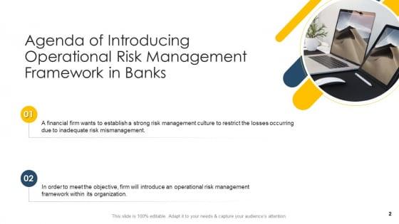 Establishing_An_Operational_Risk_Framework_In_Banking_Ppt_PowerPoint_Presentation_Complete_Deck_With_Slides_Slide_2