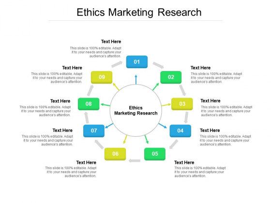 Ethics Marketing Research Ppt PowerPoint Presentation Icon Guidelines Cpb