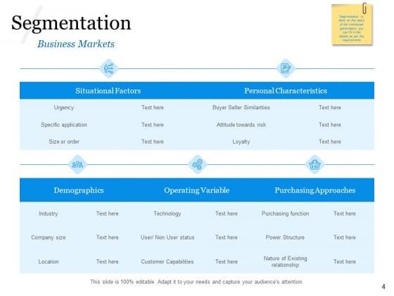 Evaluating_Target_Market_Segments_Ppt_PowerPoint_Presentation_Complete_Deck_With_Slides_Slide_4