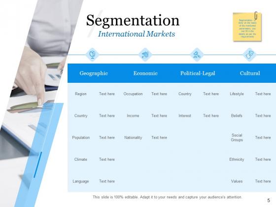 Evaluating_Target_Market_Segments_Ppt_PowerPoint_Presentation_Complete_Deck_With_Slides_Slide_5